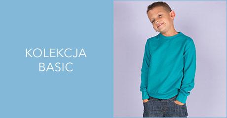 Dziecięca odzież basic hurtownia online