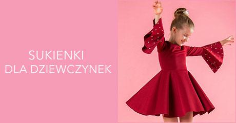 Sukienki dla dziewczynek hurtownia online
