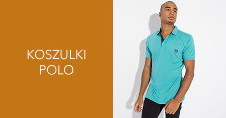 Męskie koszulki polo hurtownia online