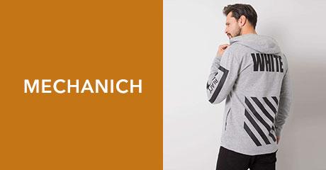 Odzież męska MECHANICH hurtownia online