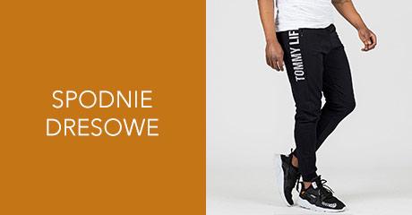 Męskie spodnie dresowe hurtownia online