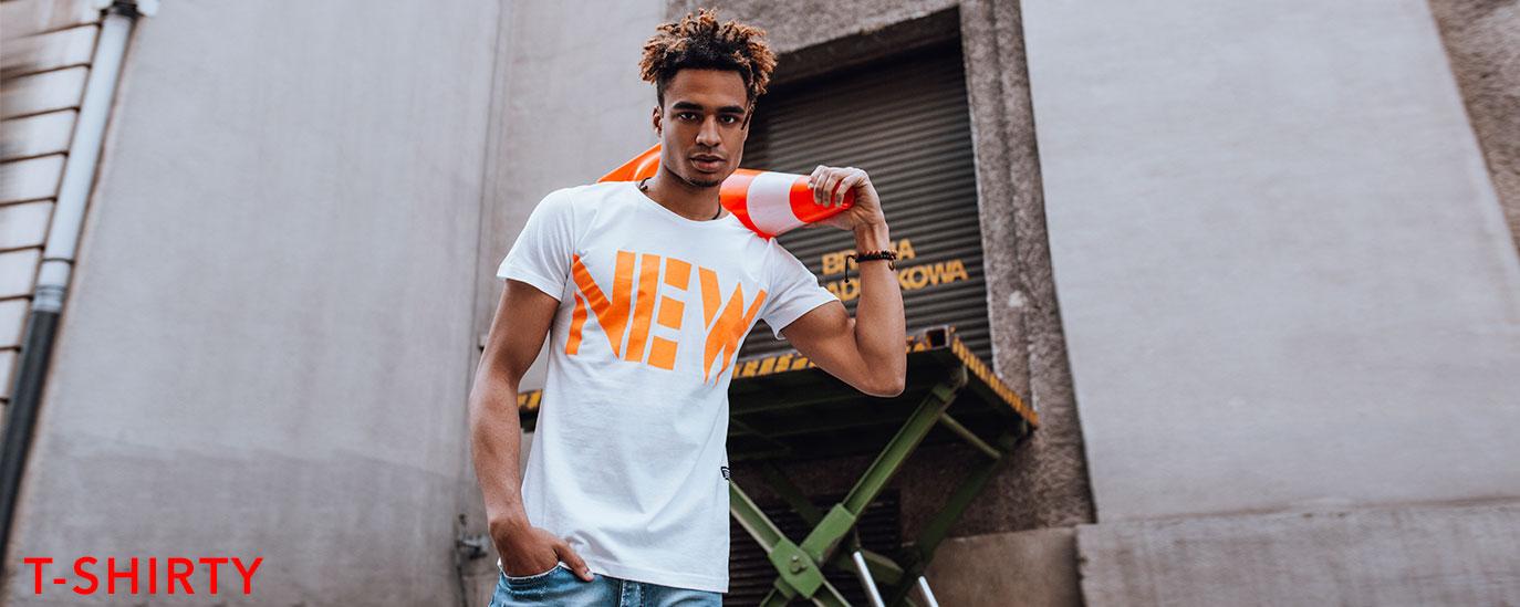 Tanie t-shirty męskie hurtownia internetowa